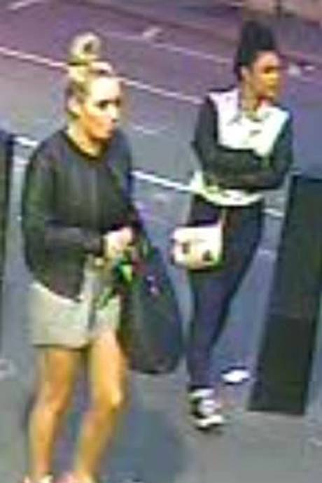Female suspects